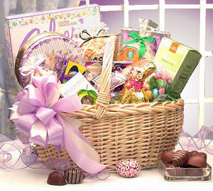 Gifts for kids and teens deluxe easter gift basket negle Gallery