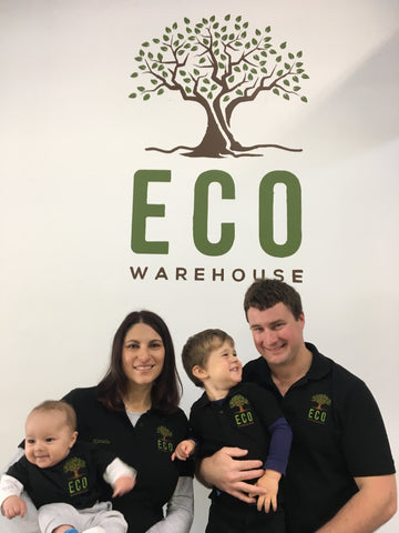 The Eco Warehouse Team