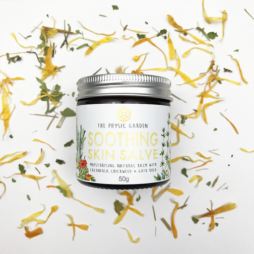 The Physic Garden Soothing Skin Rescue