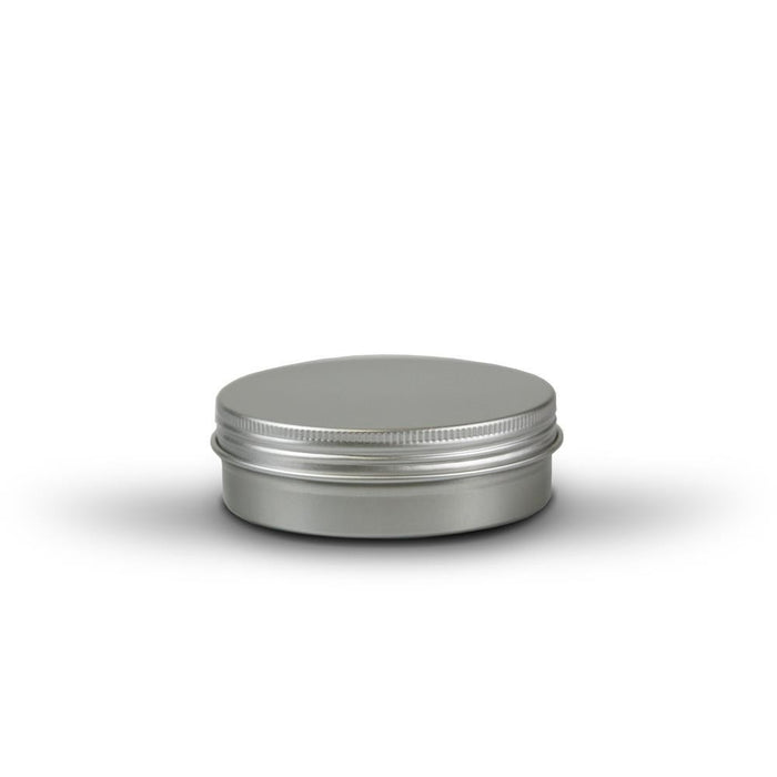 Aluminium Canister with Screw-On Lid