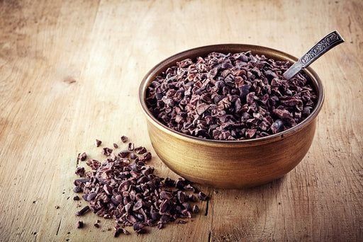 Cacao Nibs Organic ($ per 100g) - 2003-Bulk Food-Eco Warehouse Aus