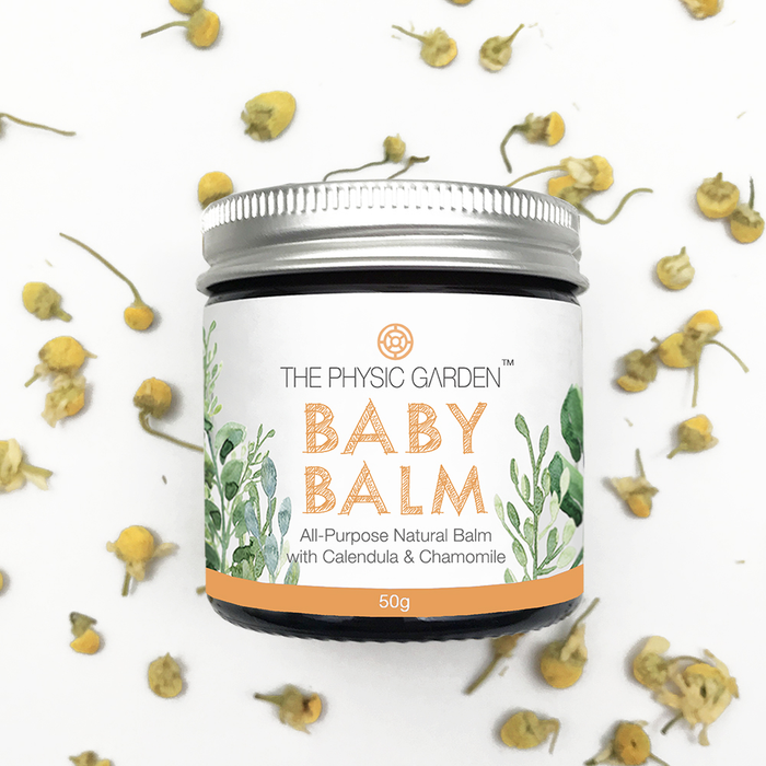 The Physic Garden Baby Balm-Baby-Eco Warehouse Aus