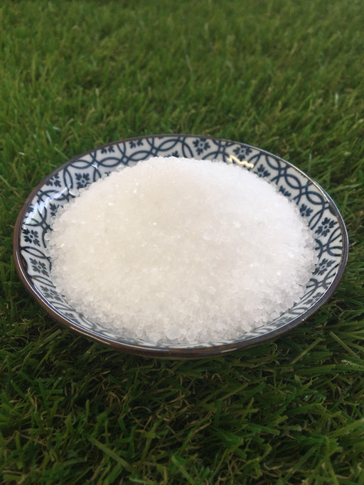 Natural Epsom Salt - Food Grade ($ per 100g) - 7113