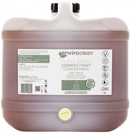 Enviroclean Disinfectant Concentrate - Refill ($ per 100g)