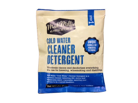 Mad Millie Cold Water Cleaner Detergent 25g
