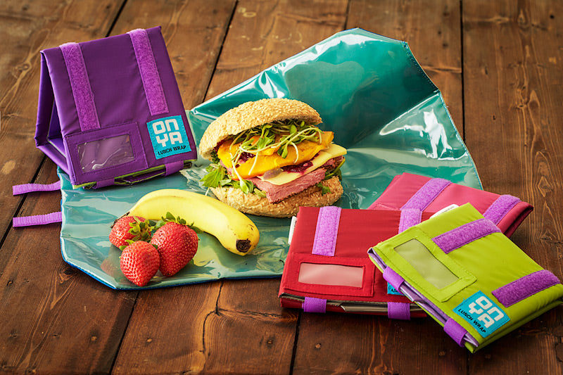 Onya Lunch Reusable Sandwich Wrap-Lunchbox-Eco Warehouse Aus
