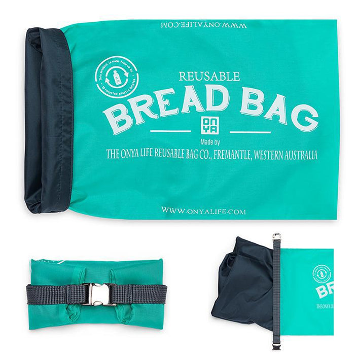 Onya Reusable Bread Bag-Kitchen-Eco Warehouse Aus