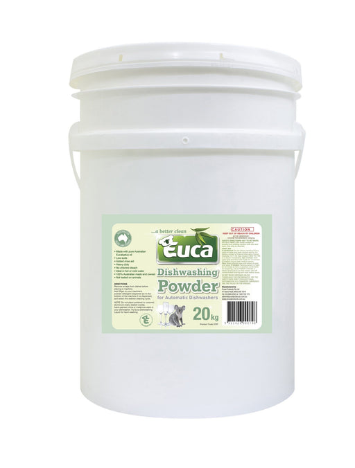 Euca Dishwasher Powder - Refill ($ per 100g)