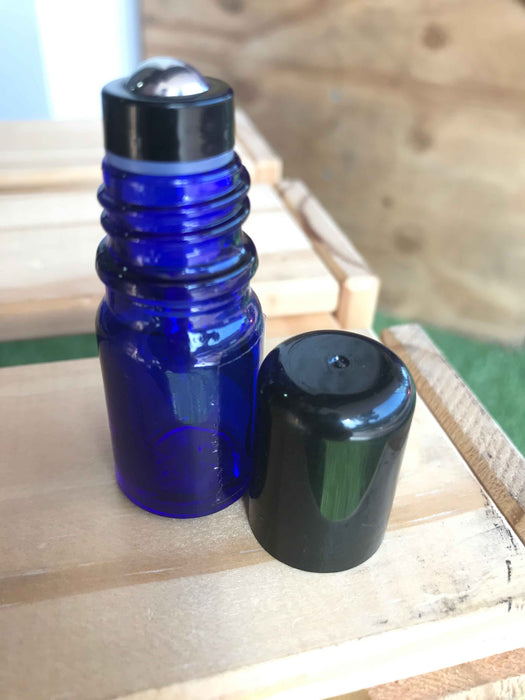 Thick Glass Roller Bottle 5mL