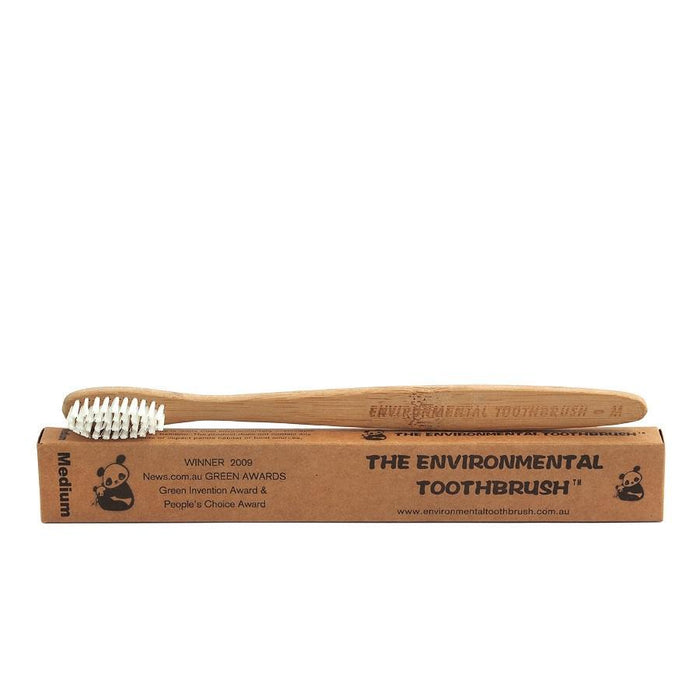 Environmental Toothbrush Adult Soft-Bathroom-Eco Warehouse Aus