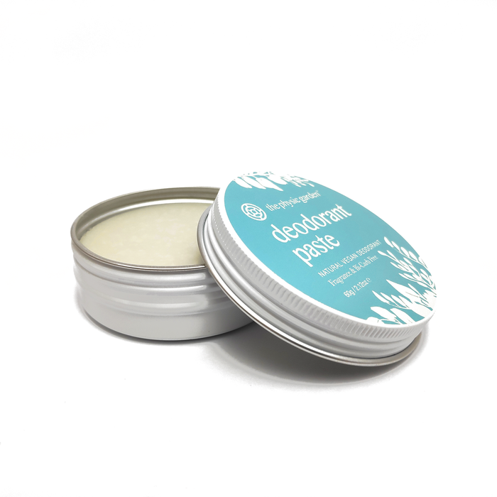 The Physic Garden Sensitive Bicarb & Fragrance Free Deodorant 60g