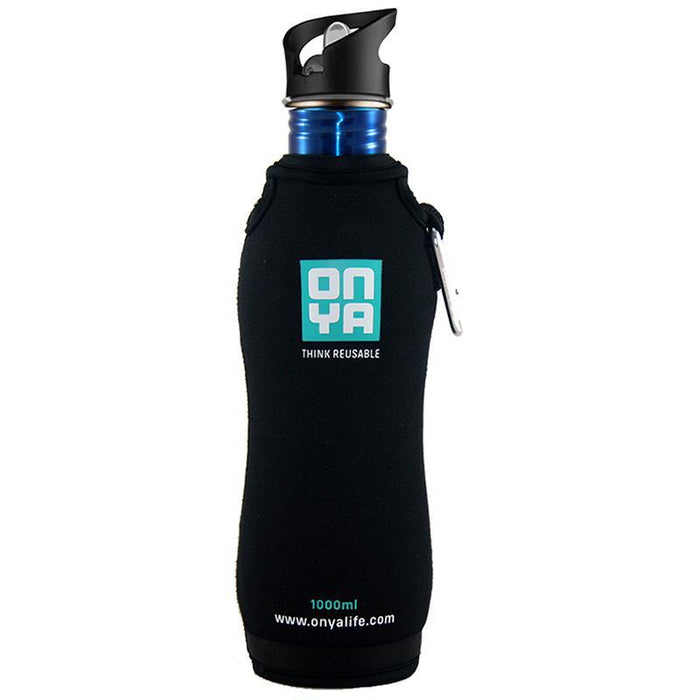 ONYA Drink Bottle Jacket-Reusable/Water Bottles/Accessories-Eco Warehouse Aus