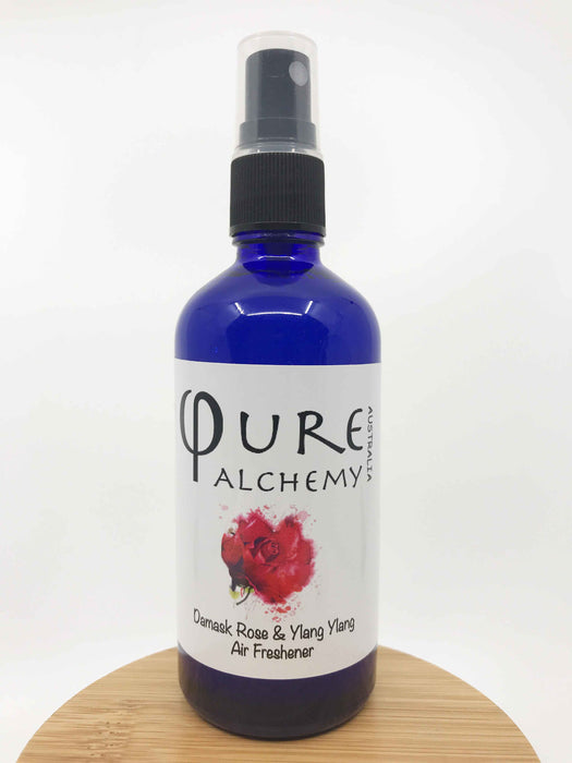 Pure Alchemy Air Freshener Spray Damask Rose & Ylang Ylang 100mL