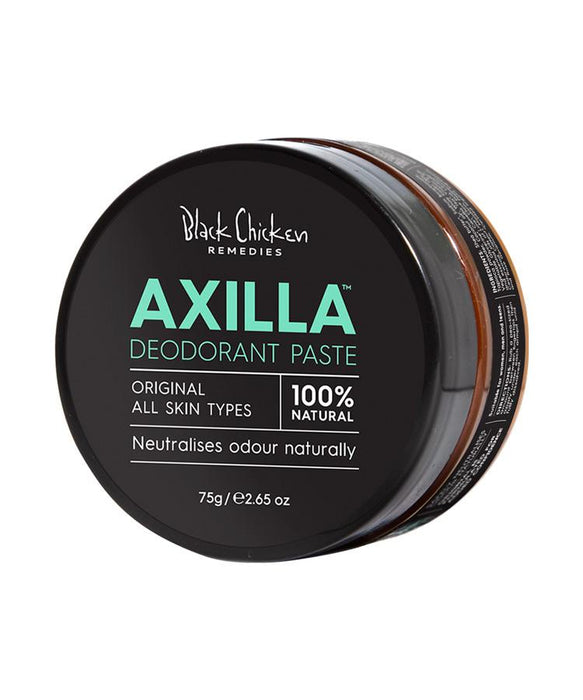 Black Chicken Axilla Deodorant Paste - Original 75g