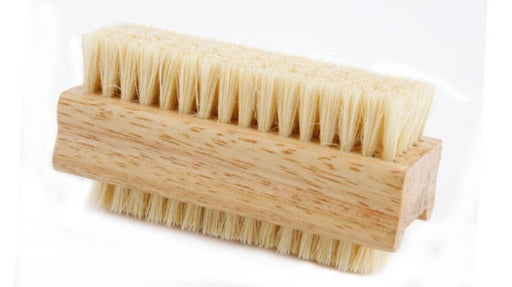 Eco Max Hand/Nail Brush Medium Bristle-Bathroom-Eco Warehouse Aus