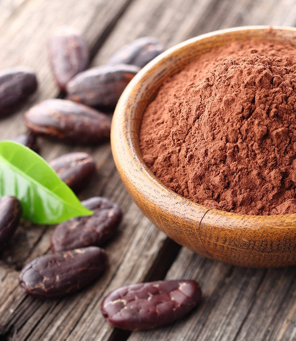 Cacao Powder Organic ($ per 100g) - 6101-Bulk Food-Eco Warehouse Aus