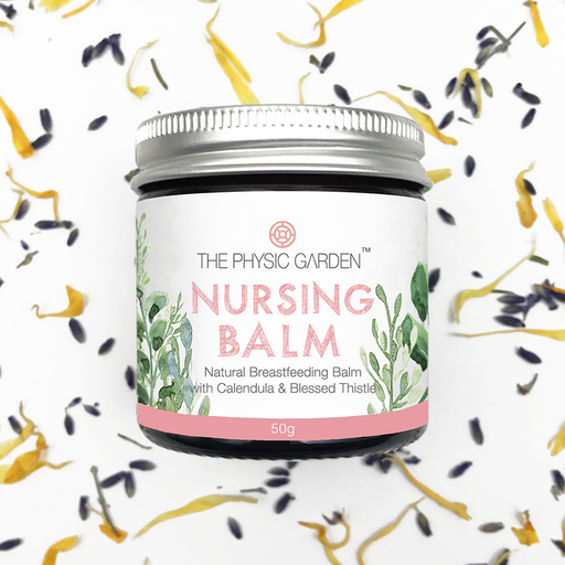 The Physic Garden Nursing Balm-Baby-Eco Warehouse Aus