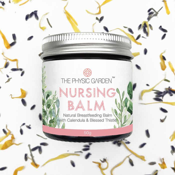 The Physic Garden Nursing Balm