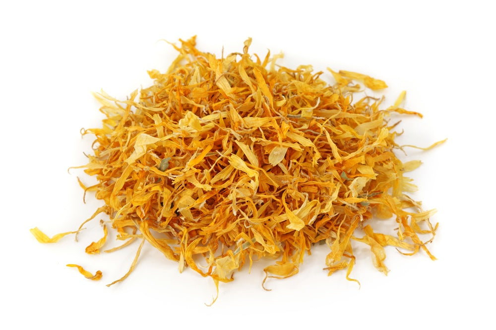 Dried Flowers - Calendula ($ per 100g)