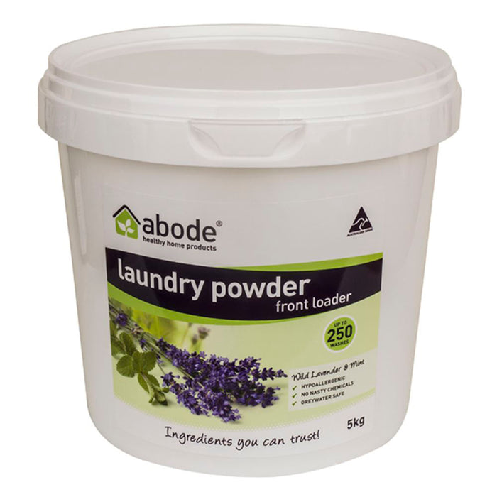 Abode Laundry Powder - Refill *Top & Front Loader* ($ per 100g) - 7119
