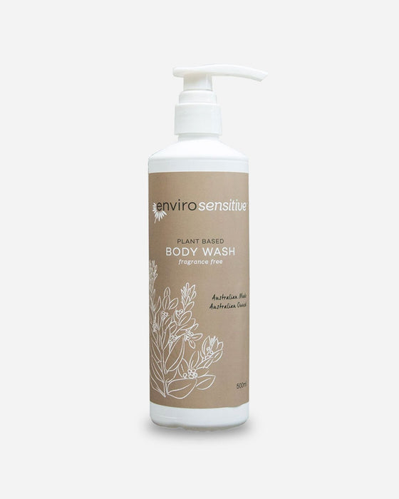 Envirocare Body Wash Sensitive/Fragrance Free