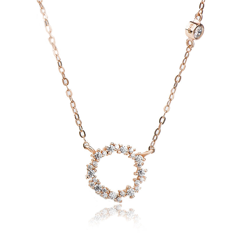 Ophelia Rose Gold Necklace