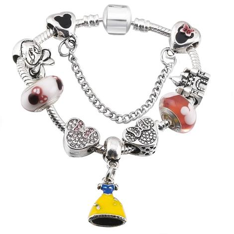 Little Princess Charms Bracelet - #02