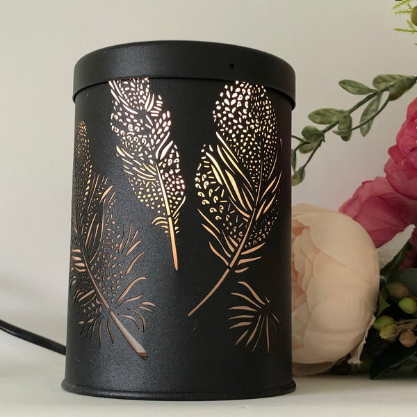 The Feathers Metal Electric Melt Warmer