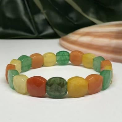 Aventurine Faceted Bracelet BL116