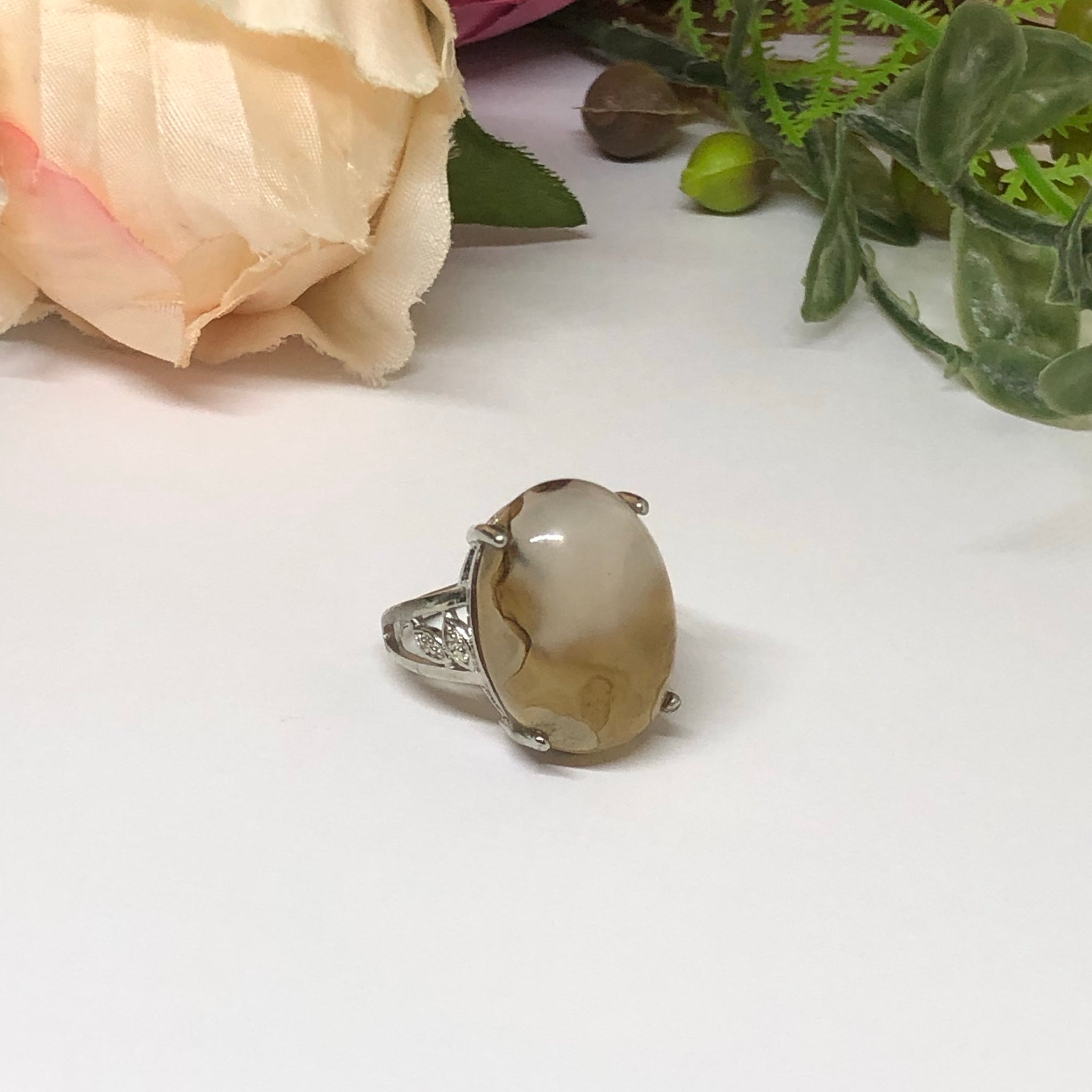 Agate Ring #3