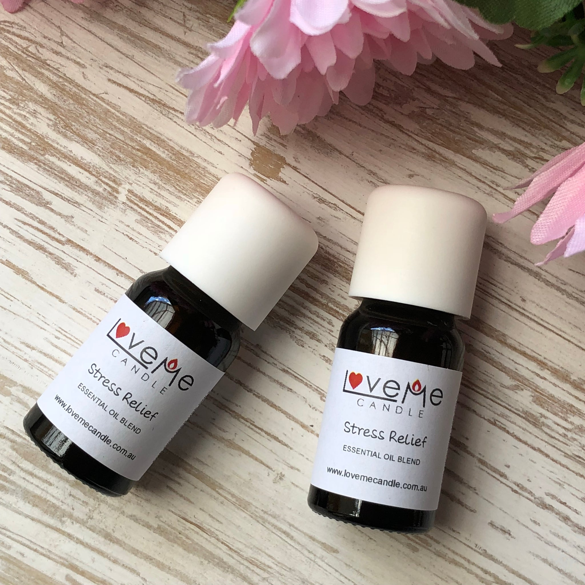 Love Me Essential Oil Blend - Stress Relief