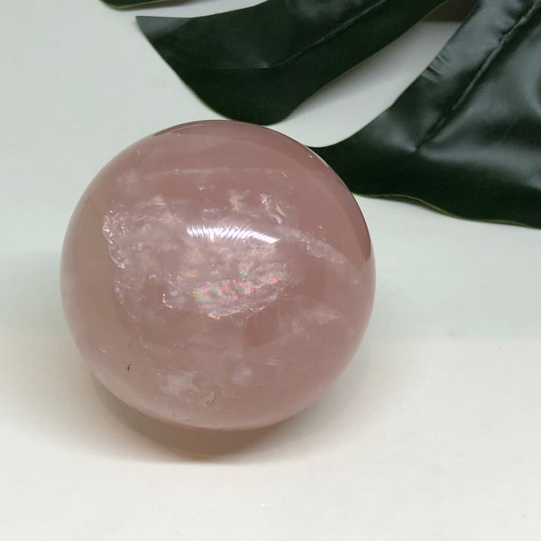 Rose Quartz Sphere RQS01
