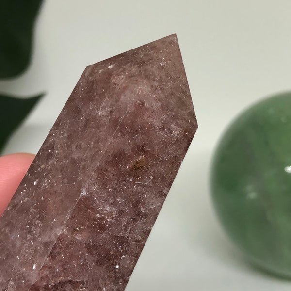 Strawberry Quartz Point SQP21