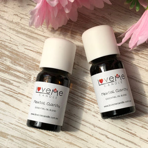 Love Me Essential Oil Blend - Mental Clarity