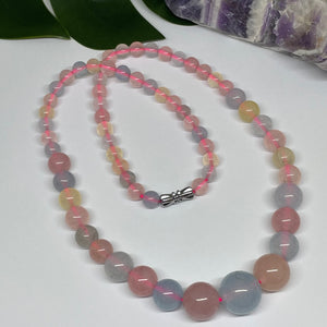 Chalcedony Necklace BL162