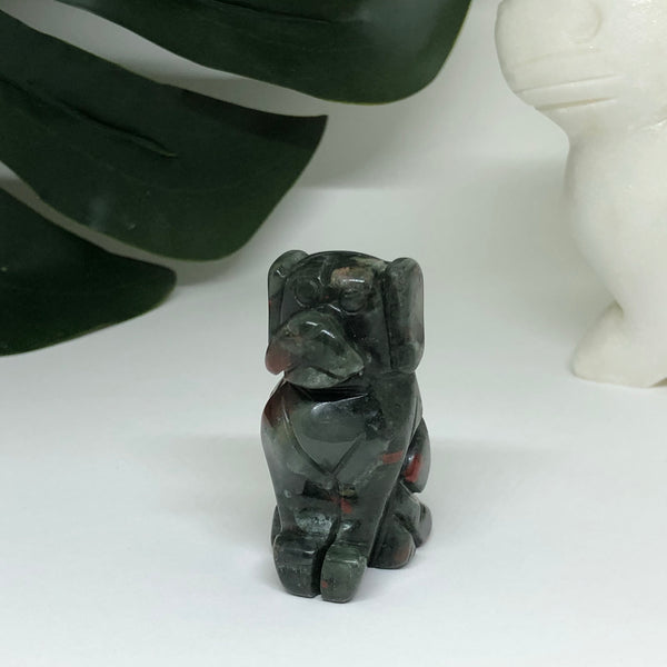 African Bloodstone Dog - D104