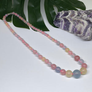 Chalcedony Necklace BL159