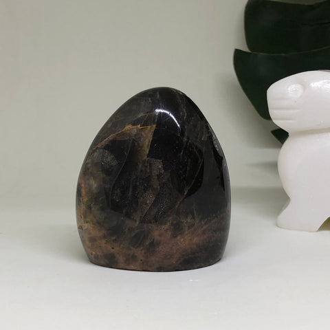 Black Moonstone Free Form BMFF03