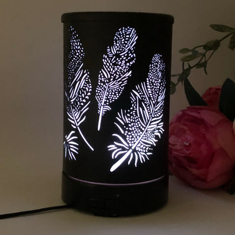 The Feathers Ultrasonic Diffuser