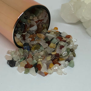 Mixed Crystal Chips