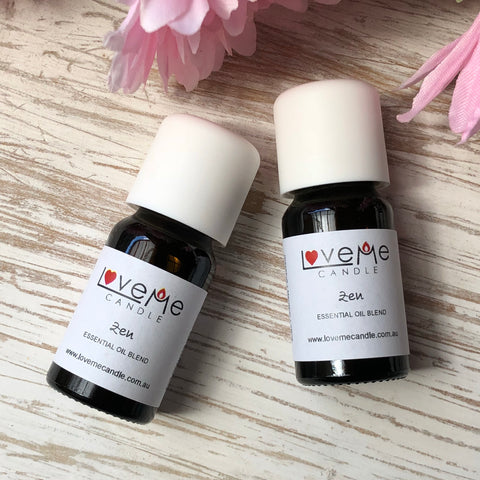 Love Me Essential Oil Blend - Zen