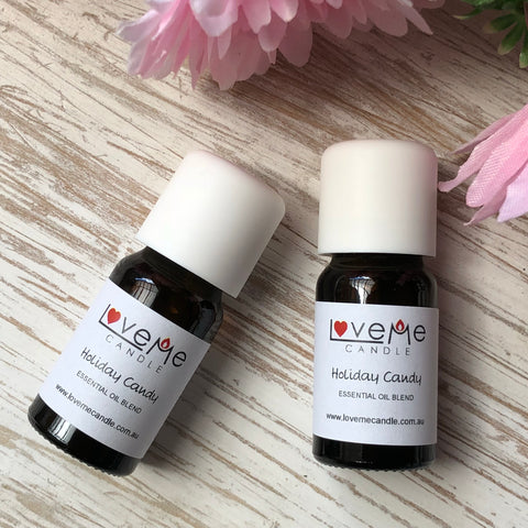 Love Me Essential Oil Blend - Holiday Candy