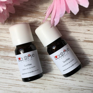 Love Me Essential Oil Blend - Soothe