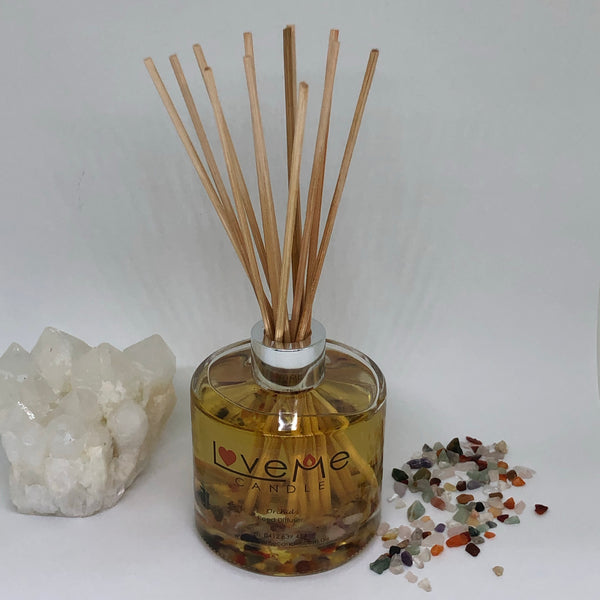 Mixed Crystal Reed Diffuser - Standard