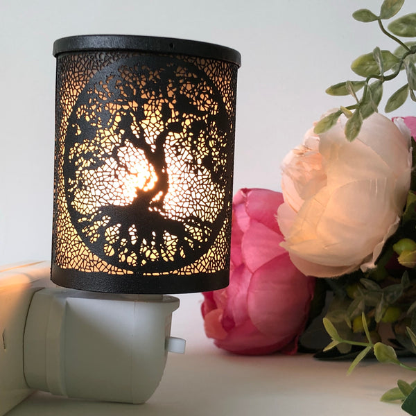 Plug In Melt Warmer - Tree Of Life