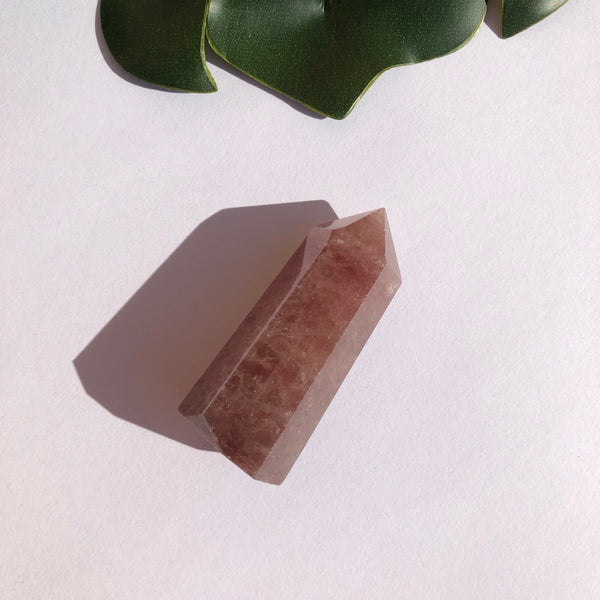 Strawberry Quartz Point SQP34