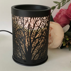 Enchanted Metal Electric Melt Warmer