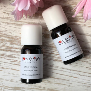 Love Me Essential Oil Blend - Meditation
