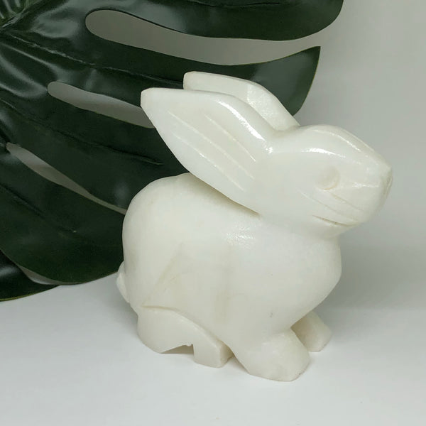 White Jade Rabbit - WJR102