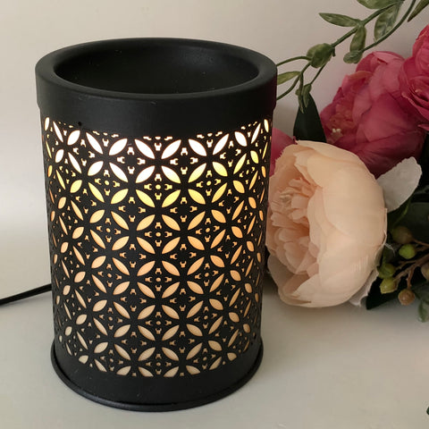 Leanne Metal Electric Melt Warmer